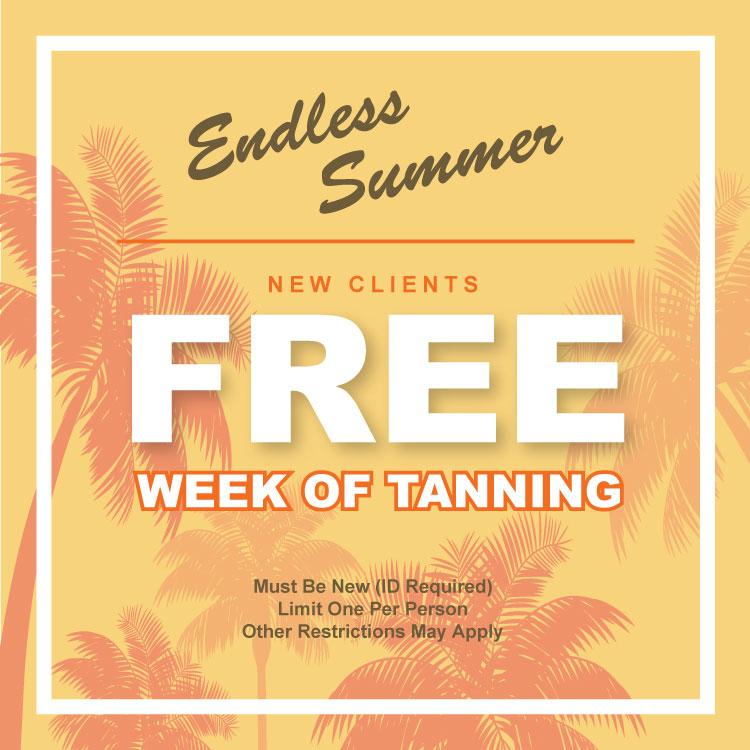Endless Summer Free Week Promotion